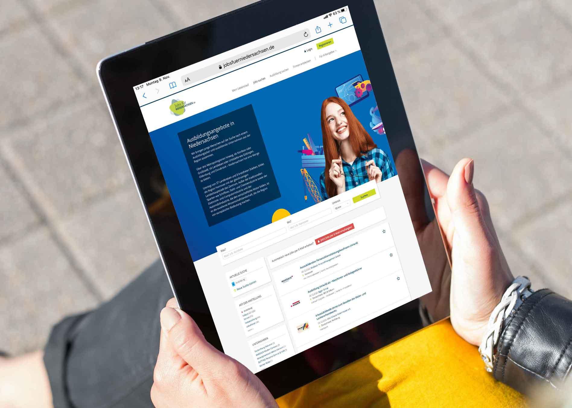 lvz-job.de Online Ausbildungsanzeigenbild